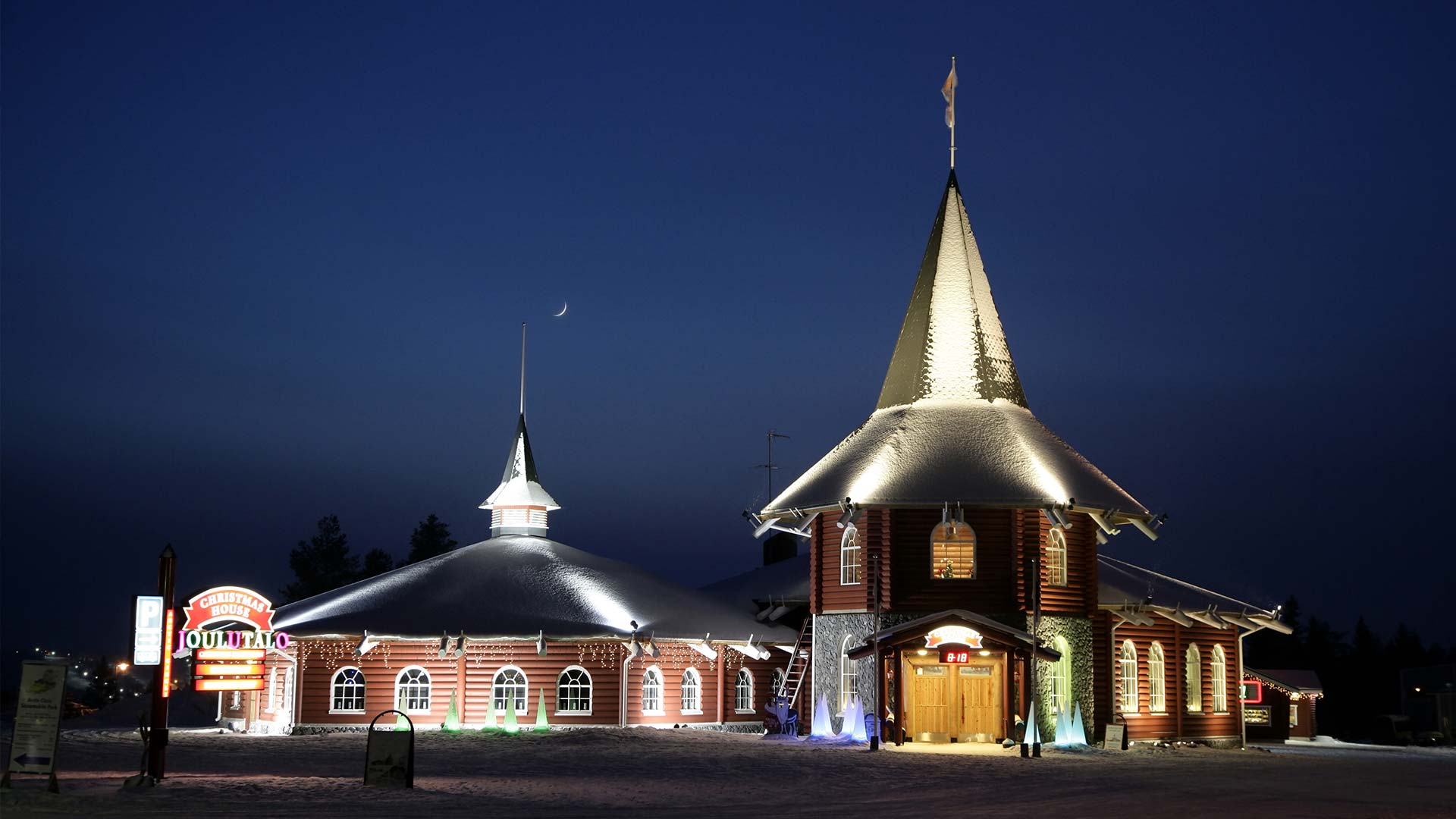 Lapland Christmas holiday Packages : Christmas in Rovaniemi: Christmas short trips & tours ...