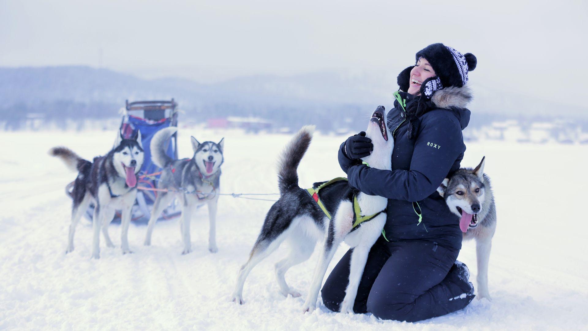 Christmas Adventure In Finnish Lapland 4 Days 3 Nights