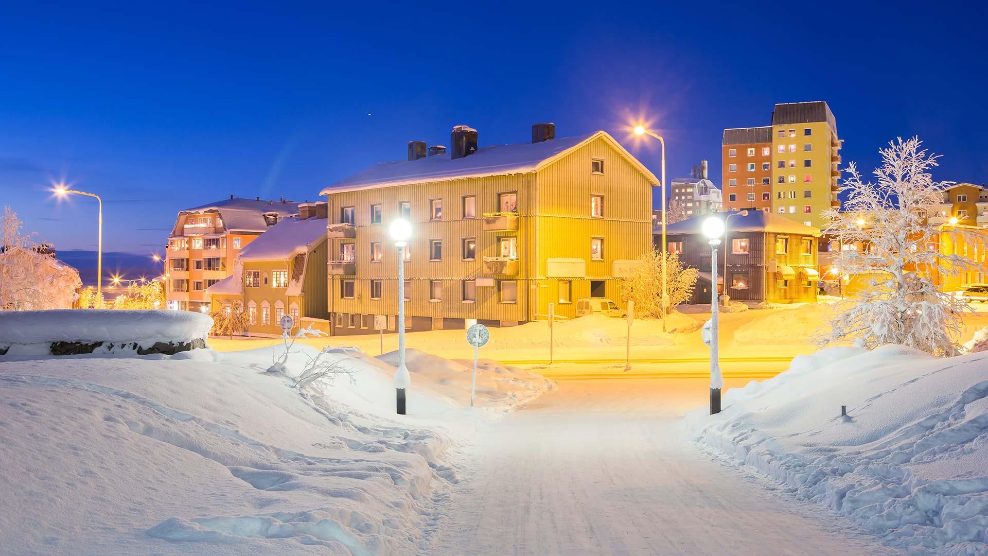 Lapland Adventure Break 4 Days 3 Nights Nordic Visitor