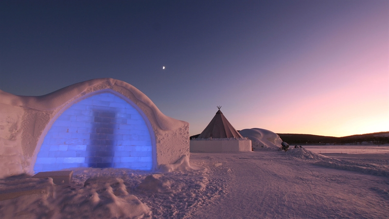 Icehotel In Sweden Information About The Famous Ice Hotel