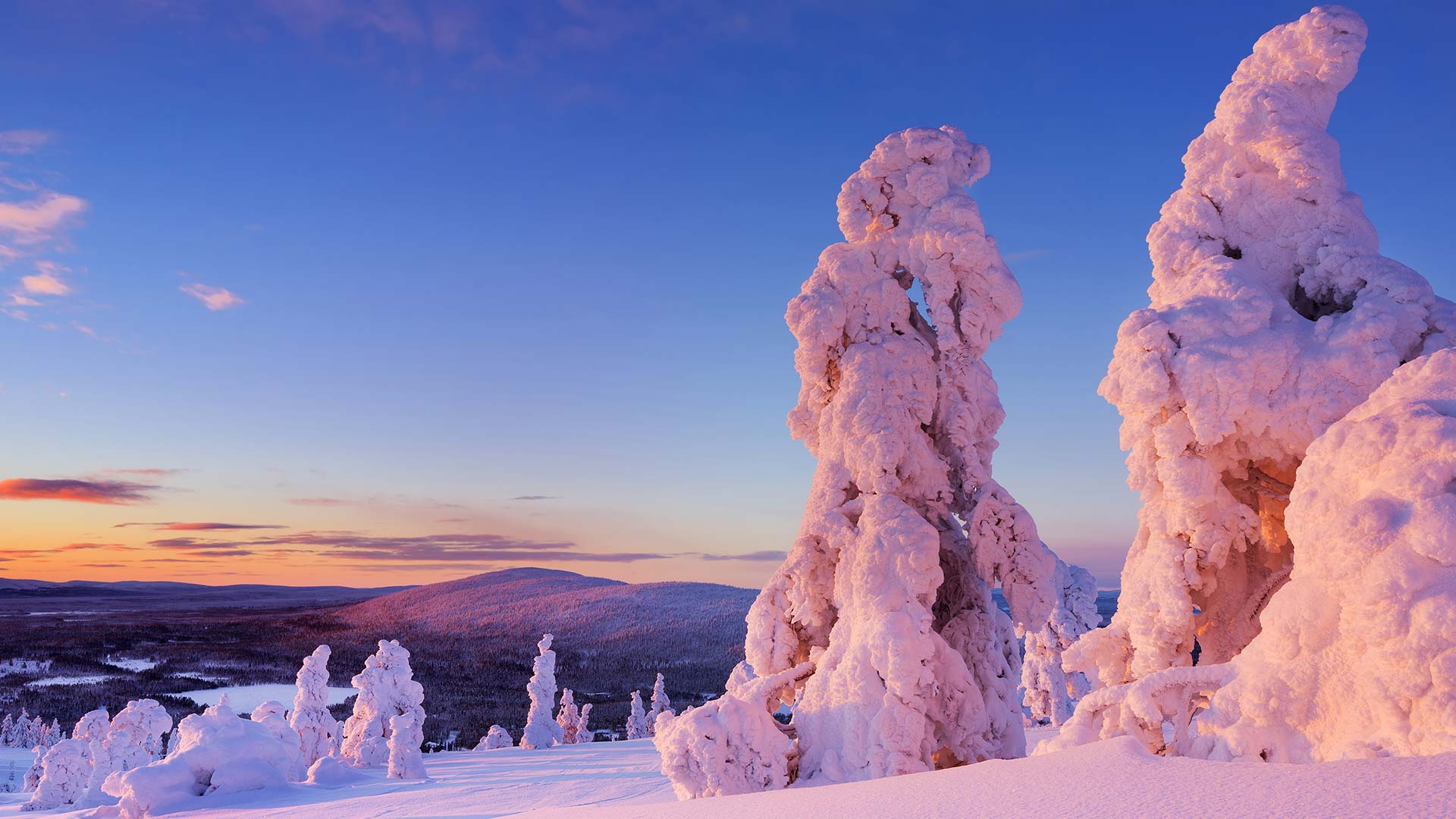 Levi Tour Packages Amp Holiday Winter Resort Nordic Visitor