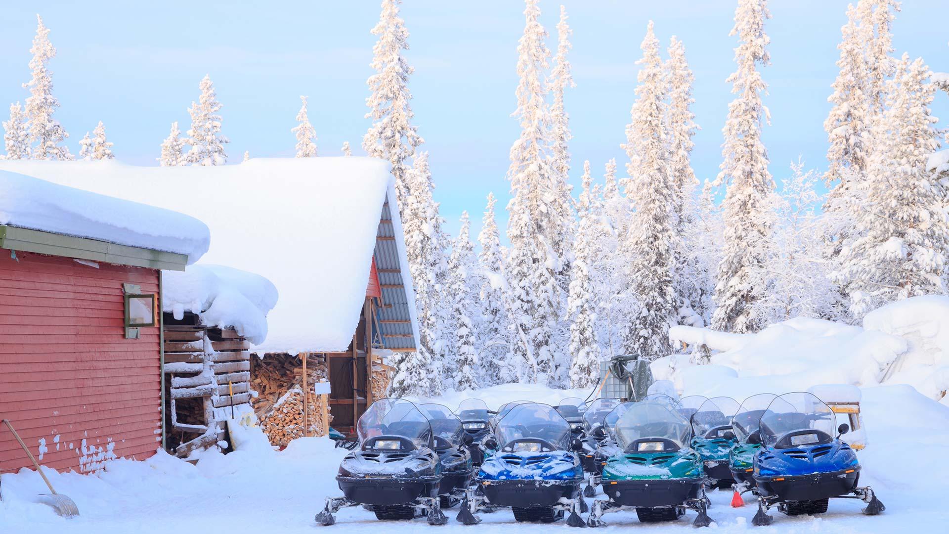 Lapland Aurora Break 4 Days 3 Nights Nordic Visitor